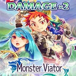 Monster Viator Damage x2