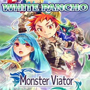 Monster Viator White Pancho