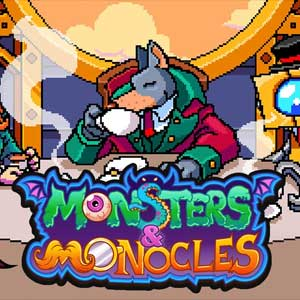Buy Monsters and Monocles CD Key Compare Prices