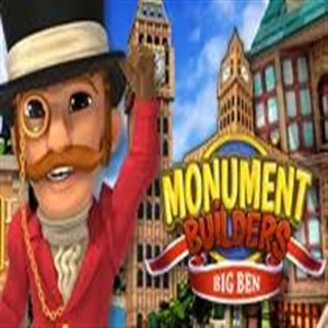 Monument Builders  Big Ben