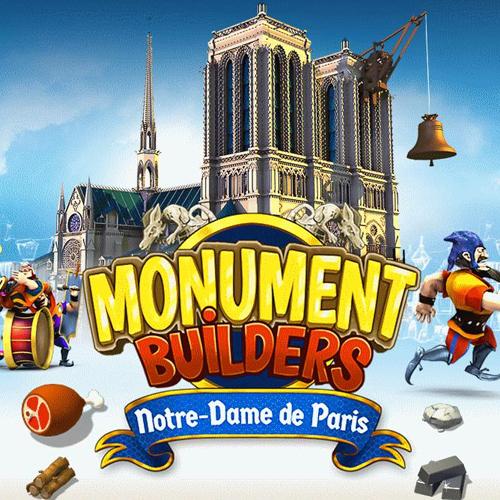 Monument Builders Notre Dame De Paris