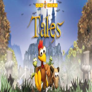 Moorhuhn Crazy Chicken Tales