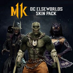 Buy Mortal Kombat 11  DC Elseworlds Skin Pack PS4 Compare Prices