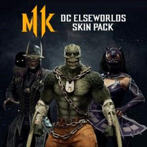 Buy Mortal Kombat 11  DC Elseworlds Skin Pack CD Key Compare Prices
