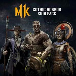 Mortal Kombat 11 Gothic Horror Skin Pack