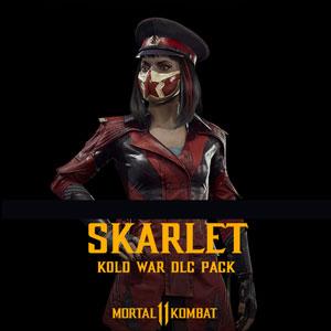 Mortal Kombat 11 Kold War Skarlet