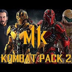 Buy Mortal Kombat 11 Kombat Pack 2 PS4 Compare Prices