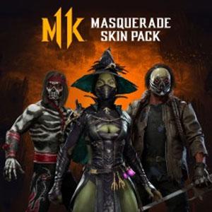 Mortal Kombat 11 Masquerade Skin Pack