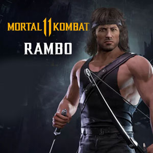 Buy Mortal Kombat 11 Rambo PS4 Compare Prices
