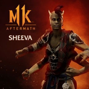 Mortal Kombat 11 Sheeva