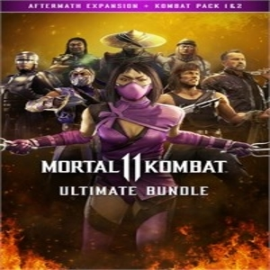 Buy Mortal Kombat 11 Ultimate Add-On Bundle Xbox One Compare Prices