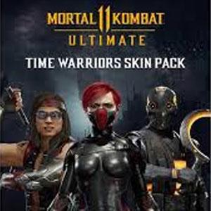 Mortal Kombat 11 Ultimate Time Warriors Skin Pack
