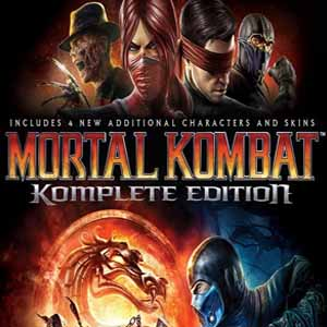 Buy Mortal Kombat Xbox 360 Code Compare Prices