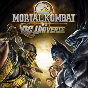 Buy Mortal Kombat vs DC Universe PS3 Game Code Compare Prices