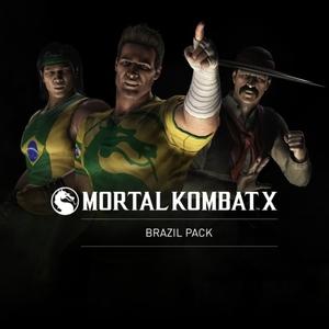 Mortal Kombat X Brazil Pack