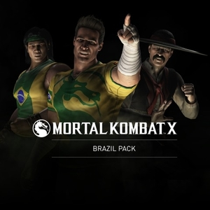 Buy Mortal Kombat X Brazil Pack Xbox One Compare Prices