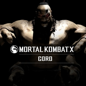 Buy Mortal Kombat X Goro PS4 Compare Prices