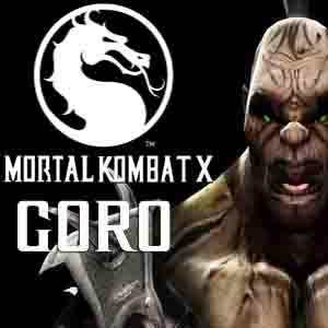 Buy Mortal Kombat X Goro CD Key Compare Prices