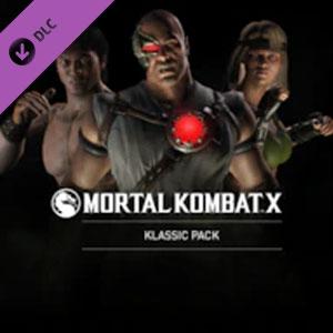 Mortal Kombat X Klassic Pack 1