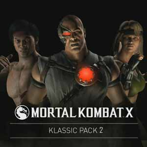 Buy Mortal Kombat X Klassic Pack 2 CD Key Compare Prices