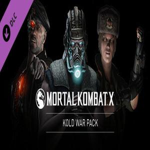 Mortal Kombat X Kold War Pack