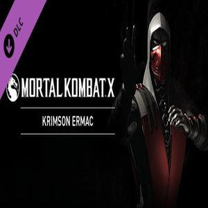 Mortal Kombat X Krimson Ermac