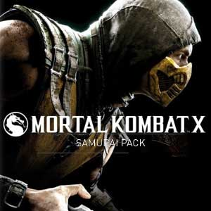 Buy Mortal Kombat X Samurai Pack CD Key Compare Prices