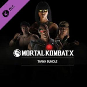 Mortal Kombat X Tanya Bundle