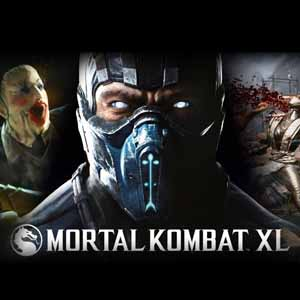 Buy Mortal Kombat XL PS4 Game Code Compare Prices