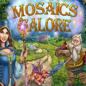 Buy Mosaics Galore CD Key Compare Prices