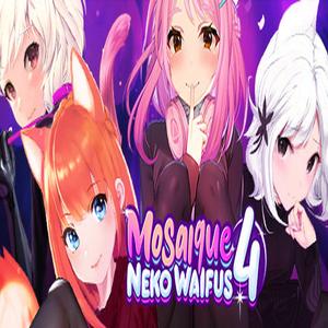 Mosaique Neko Waifus 4