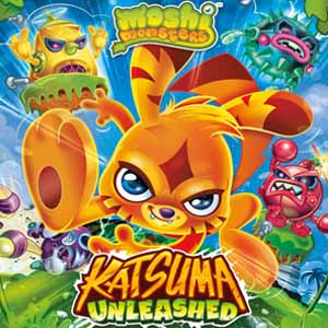 Buy Moshi Monsters Katsuma Unleashed Nintendo 3DS Download Code Compare Prices