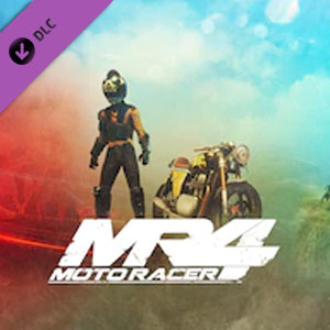 Moto Racer 4 Rider Pack Space Dasher
