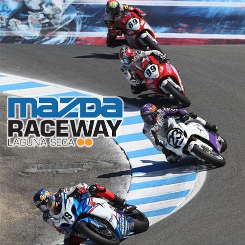MotoGP 14 Mazda Raceway Laguna Seca Circuit