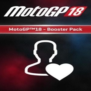 MotoGP 18 Booster Pack