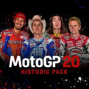MotoGP 20 Historic Pack