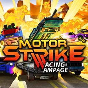 Motor Strike Racing Rampage
