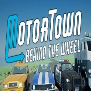 Motor Town Behind The Wheel
