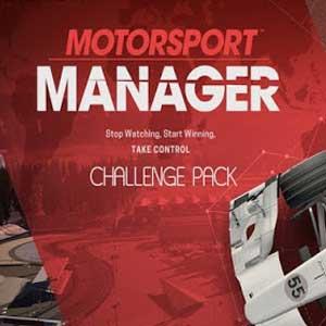 Motorsport Manager Challenge Pack