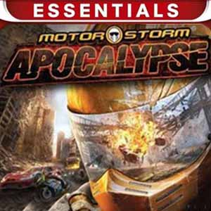 Buy Motorstorm Apocalypse Essentials PS3 Game Code Compare Prices