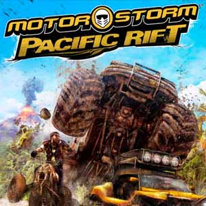 Buy MotorStorm Pacific Rift Xbox 360 Code Compare Prices