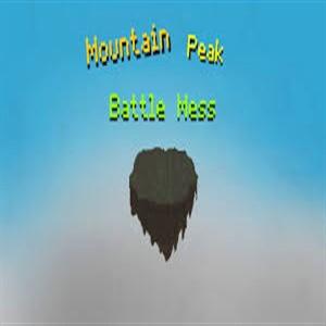 Mountain Peak Battle Mess