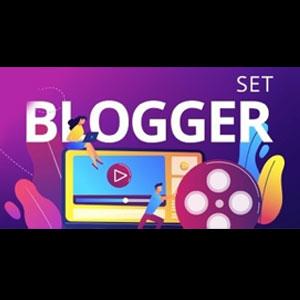 Movavi Video Editor Plus 2021 Effects Blogger Set