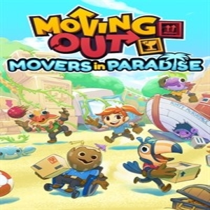 Moving Out Movers in Paradise