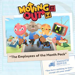 Moving Out The Employees of the Month Pack