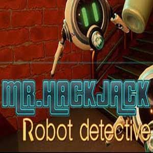 Mr. Hack Jack Robot Detective