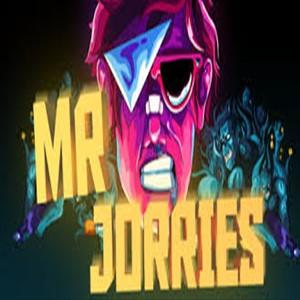Mr Jorries