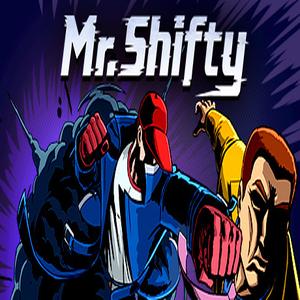 Mr. Shifty