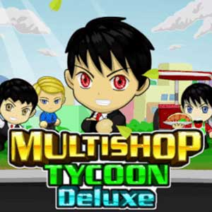 Buy Multishop Tycoon Deluxe CD Key Compare Prices