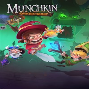 Buy Munchkin Quacked Quest Xbox Series Compare Prices